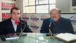 Diego Vicuña Villar: 'No estoy de acuerdo con la revocatoria a Susana Villarán'