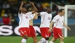 Sorpresivo amistoso: Suiza venció 5-3 a Alemania