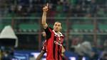 Zlatan Ibrahimovic aseguró su continuidad en el AC Milan