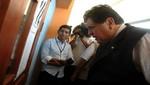 Alan García a presidente Humala: 'Usted no deber perder el tiempo en mí'