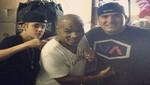 Justin Bieber aprendió a boxear con Mike Tyson (Video)