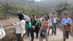 Representantes de países de América Latina y el Caribe visitaron la Reserva Nacional de Lachay