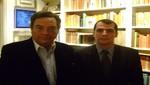 Abel Posse: 'Creo que Chile y Perú ya han llegado a un acuerdo y no deberían quebrarlo'