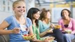 La alimentación natural para adolescentes