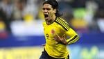Radamel Falcao se recuperó de su lesión y podría jugar ante Perú