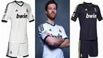 Conozca la nueva camiseta del Real Madrid para la temporada 2012-2013