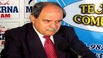 Eduardo Carrillo Hernández: 'Existe una campaña malévola en contra del canciller Roncagliolo'