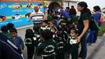 Escolares y trabajadores dieron el ejemplo en simulacro en San Miguel