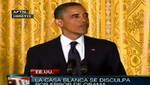 Obama ofrece disculpas a Polonia por haber pronunciad la frase 'campo de exterminio polaco'