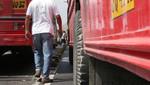 Fotos: La imprudencia de los peatones en las calles de Lima