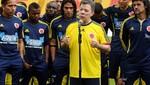 Presidente de Colombia pidió a su selección no golear a Perú