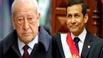 Humala padre vs. Humala hijo