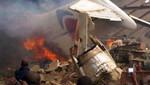NIGERIA: 159 muertos al estrellarse avión contra un edificio