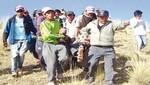 Solidaridad con Espinar y Cajamarca