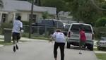 [VIDEO]: 'Zombi' ataca a transeúntes en Miami