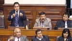 Gana Perú ratifica su lealtad a Ollanta Humala y señala que bancada está unida y cohesionada