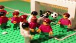 [VIDEO] Eurocopa: Los mejores momentos del torneo en versión Lego