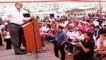 Daniel Abugattás: el presidente Humala está cumpliendo sus promesas
