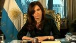 Cristina Fernández: La división nacional ayuda a unos pocos
