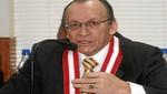 Fiscal de la Nación: Gregorio Santos está propiciando un golpe de Estado