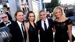 Angelina Jolie prohibió a George Clooney hacer bromas el día de su boda