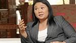 Keiko Fujimori: Al premier Valdés le falta cintura política
