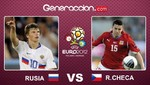Eurocopa 2012: Rusia venci 4-1 a Repblica Checa
