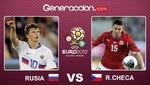 Eurocopa 2012: Rusia venció 4-1 a República Checa