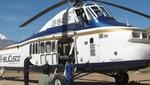 Continúan labores de búsqueda de helicóptero desaparecido en Cusco