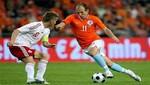 Eurocopa 2012: Conozca las alineaciones del partido entre Holanda vs. Dinamarca