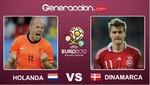 Eurocopa 2012: Dinamarca venció sorpresivamente 1 a 0 a Holanda