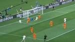 [VIDEO]: Este es el tanto con el que Dinamarca le ganó a Holanda