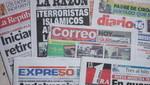 Vea las portadas de los principales diarios peruanos para hoy domingo 10 de junio