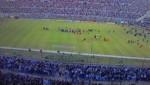 La actitud y la garra estuvieron hoy de lado del Perú pese a la derrota frente a Uruguay