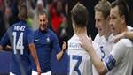 Eurocopa 2012: Conozca las alineaciones del duelo entre Francia vs. Inglaterra