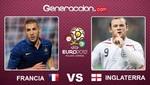 Eurocopa 2012: Francia empató 1-1 con Inglaterra