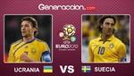 Eurocopa 2012: Ucrania venció 2-1 a Suecia