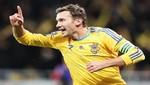 Eurocopa 2012: DT de Ucrania soñó con los goles de Shevchenko