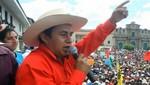 Gregorio Santos: Newmont debe irse de Cajamarca