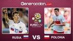 Eurocopa 2012: Polonia igualó 1-1 con Rusia