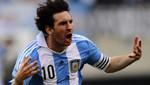 Lione Messi jugará 'El partido de las Estrellas' para ayudar a los niños pobres