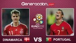 Eurocopa 2012: Portugal va por el triunfo ante la sorprendente Dinamarca
