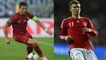 Eurocopa 2012: Conozca las alineaciones del choque entre Portugal y Dinamarca