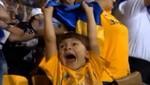 [VIDEO]: Niño ucraniano se volvió famoso por su grito en el gol de Shevchenko