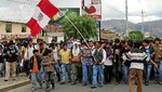 Cajamarca: 11 noticieros suspendieron sus transmisiones por protestas contra Conga