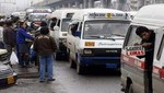 Lima: empresas de transportes cuyos vehículos circulen más de 10 horas diarias serán multadas