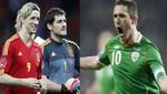 Eurocopa 2012: Conozca las alineaciones del encuentro entre España vs. Irlanda