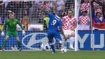 [FOTOS]: Vea las mejores imágenes del empate entre Italia y Croacia