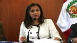 Vicepresidenta Marisol Espinoza llegó a EEUU para impulsar las inversiones en el Perú