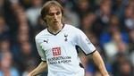 Luka Modric es pretendido por el Real Madrid y Manchester United